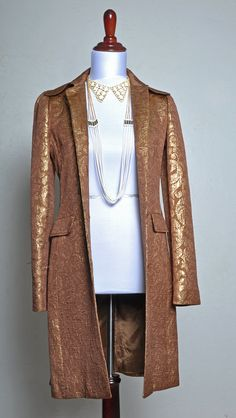 Vintage 1980s Alexia Admor Jacquard Brocade by VintageReFind, $99.00