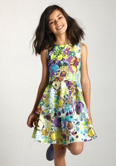 Summer Boom Tiered Dress