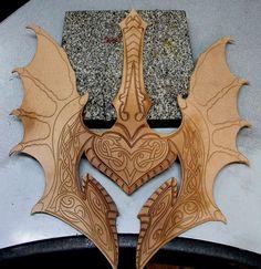 Flame Armor WIP by Azmal.deviantart.com on @deviantART