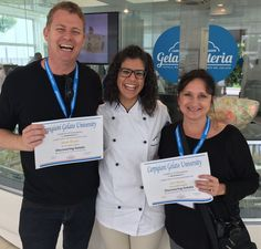 Becoming Certified Gelato Experts at the Gelato University Love And Gelato, University, Students, Learning, Life, Studying, Teaching, Community College, Onderwijs