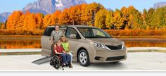 Special Needs Blog: 10 Websites to Find a Wheelchair Accessible Van. Pinned by SOS Inc. Resources. Follow all our boards at pinterest.com/sostherapy for therapy resources.