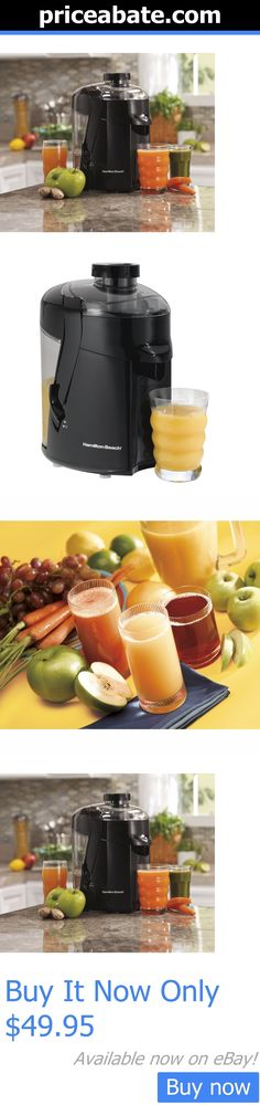 Small Kitchen Appliances: Best Juicer Machine Stainless Steel Electric Juice Extractor Fruit Maker Orange BUY IT NOW ONLY: $49.95 #priceabateSmallKitchenAppliances OR #priceabate