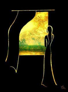 يرَحِلون ثُم تصمتُ الشِفاهُ عنْ الكَلام ولا يَتحدثُ سِوى قلبٌ بِ دَقاتٍ تَقطرُ ألمْ…A