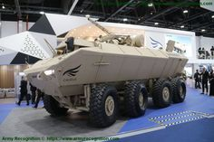 Calidus Company based in United Arab Emirates launches the WAHASH, an amphibious armored vehicle at IDEX 2019 defense exhibition in Abu Dhabi UAE Armored Truck, Extreme Weather, Armored Vehicles, Uae, Military Vehicles, Monster Trucks, Product Launch, Modern, Expensive Cars