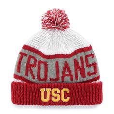 e4803d6969e68 USC Trojans Calgary Cuff Knit Beanie