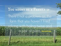 Farming Quotes Captivating Farming Quotes  Run To The Farm  Run To The Farm  Pinterest . Design Inspiration