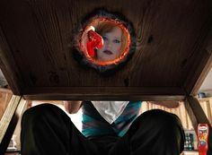 Ça y est! | Effets Photo et Filtres en ligne - Photo505 | Cadre Photo Drôle. Photofunia. Photo Drôle outils en ligne