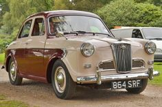 Wolseley 1500 (1957)..Re-pin...Brought to you by #CarInsurance at #HouseofInsurance in #Eugene, Oregon