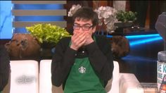 A Toronto barista with autism who dances up drinks for Starbucks patrons has received accolades and a special surprise from Ellen DeGeneres.