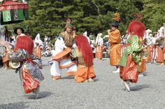 平安神宮 時代祭 室町洛中風俗列 太鼓河童jidaimatsuri
