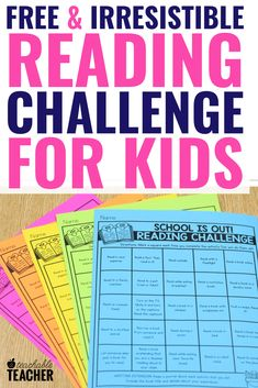 This is a great free reading activity for distance learning during school closures. Perfect for students of all elementary ages and reading levels! Phonics Reading, Kindergarten Reading, Reading Activities, Teaching Reading, Reading Lessons, Alphabet Activities, Teaching Ideas, Reading At Home, Free Reading