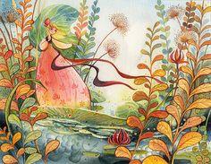 Alina Chau : La Petite Poucette- my favorite