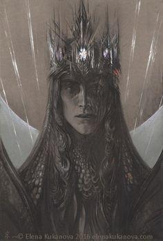 Melkor by Elena Kukanova