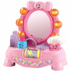 Fisher-Price Laugh 'N' Learn Musical Mirror