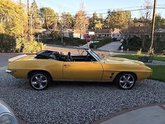 1969 Pontiac Firebird Convertible 1969 Pontiac Firebird Convertible. Fully restored. Very rare