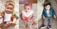 Eine geborene Fashion-Queen: Freya verzaubert das Internet. Denn fast täglich begeistert das kleine Mädchenmit neuen Looks aufInstagram.