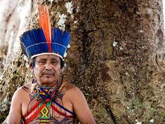 I say this because I know that if you want to take care of the forest, you need to invest in us - indigenous peoples - because no one takes better care of the forest than we do. - Antonio Dace Munduruku