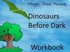Magic Tree House Dinosaurs Before Dark