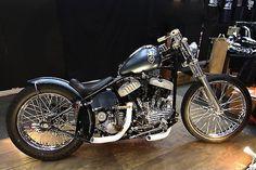 Bobber Inspiration | Flathead bobber | Bobbers and Custom Motorcycles