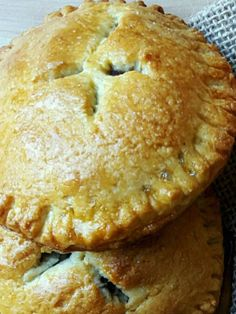 Easy and beautiful quince hand pies. You can make them with apples for Rosh Hashanah too