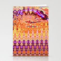 Caleido 2013 Stationery Cards by Fine2art - $12.00