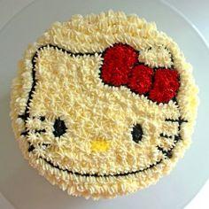MIni Hello Kitty Cake