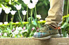 Nike Lunar Flow Woven QS