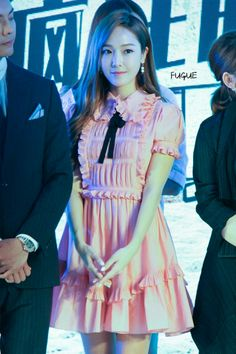 """Jessica Jung at """"I Love That Crazy Little Thing"""" Presscon in Shanghai."""