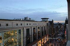 Stunning corner penthouse in Glasgow's city centre