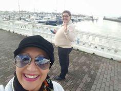 Hoy el sol nos esta dando una pequeña visita...Vamos aprovecharlo con un paseo junto al mar!!! #anabelycarlos #mividaesbella