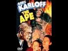 The Ape,  (1940) - Horror