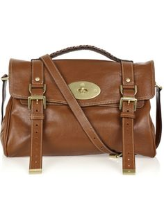 074dc049ba Mulberry Alexa leather bag