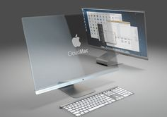 Apple CloudMac Concept by MacLife