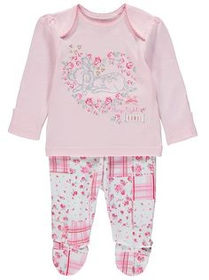 Disney Bambi Printed Pyjamas, read reviews and buy online at George at ASDA. Shop from our latest range in Baby. They'll be dreaming Disney in this lovely fl...