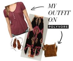 """Bohemian Look"" by sophiaballerina on Polyvore"