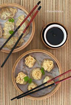 Pork Dumplings on http://palachinkablog.com