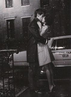 Be kissed by the one I truly love in the pouring rain...forget the umbrella and lay it on me. :*