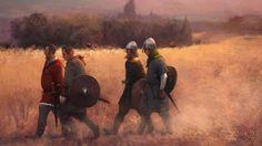 Harper Stevenson - Widescreen Wallpapers: warrior backround - 1600x900 px