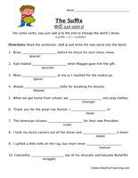 Worksheets Have Fun Teaching Worksheets suffix worksheet ful have fun worksheets and teaching ed teaching
