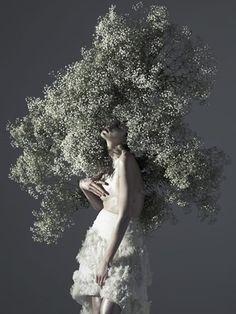 faceless portrait by GREGOIRE ALEXANDRE