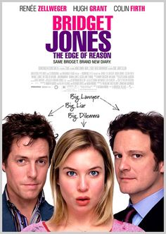 Bridget Jones The Edge of Reason Premiered 19 November 2004