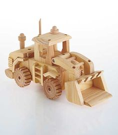 Build A Working Wood Vehicle Kit