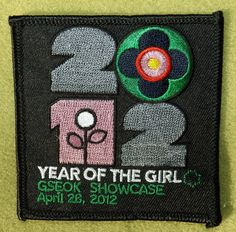 Girl Scouts Eastern Oklahoma year of the Girl SHOWCASE 100th Anniversary. Thank you, Sabrina!