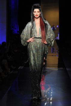 371cf750219 Jean Paul Gaultier Autumn Winter 2014 Couture