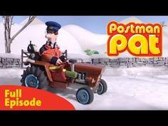 Postman Pat   Tricky Transport Day   Postman Pat Full Episodes - YouTube Postman Pat, Snowy Day, Full Episodes, Cartoon Kids, Night Time, Transportation, Monster Trucks, Adventure, 1 An