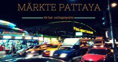 Pattaya ist vorwiegend für ausschweifendes Nachtleben bekannt. Allerdings gehört Pattaya wohl zu einer der Städte in Thailand, welche die meisten authentischen Märkte zu bieten. Meinen Pattaya Marktguide findest du hier... http://flashpacking4life.de/maerkte-nachtmaerkte-pattaya-jomtien-naklua-food-market/ #pattaya #thailand