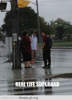 Real Life Superbad