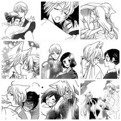 Kamisama Hajimemashita Kamisama Kiss, Fan Anime, Anime Love, Tomoe And Nanami, Couple Manga, Neko Boy, Anime Stars, Fox Spirit, Popular Manga