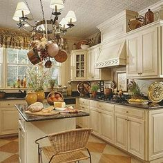 Traditional Kitchen Design Ideas | Ideas for Traditional Kitchen | Home Interior Design, Kitchen and ...