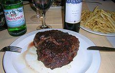 Mendoza, Steak, Dinner, Food, Argentina, Dining, Food Dinners, Essen, Steaks